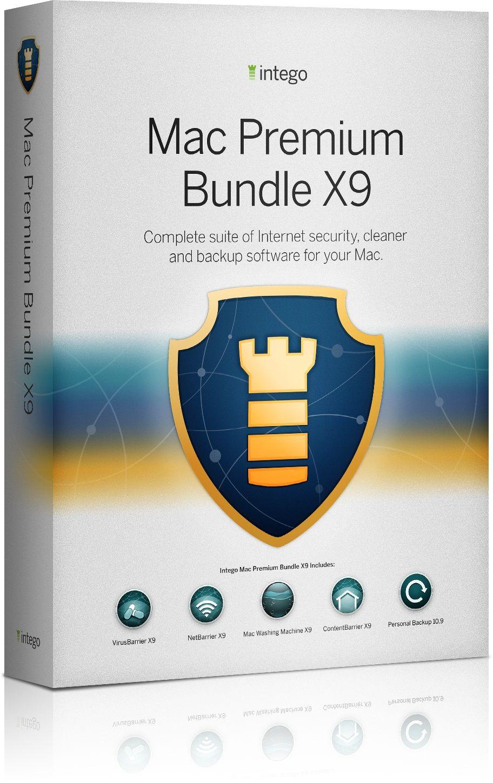 Intego Mac Premium Bundle X9