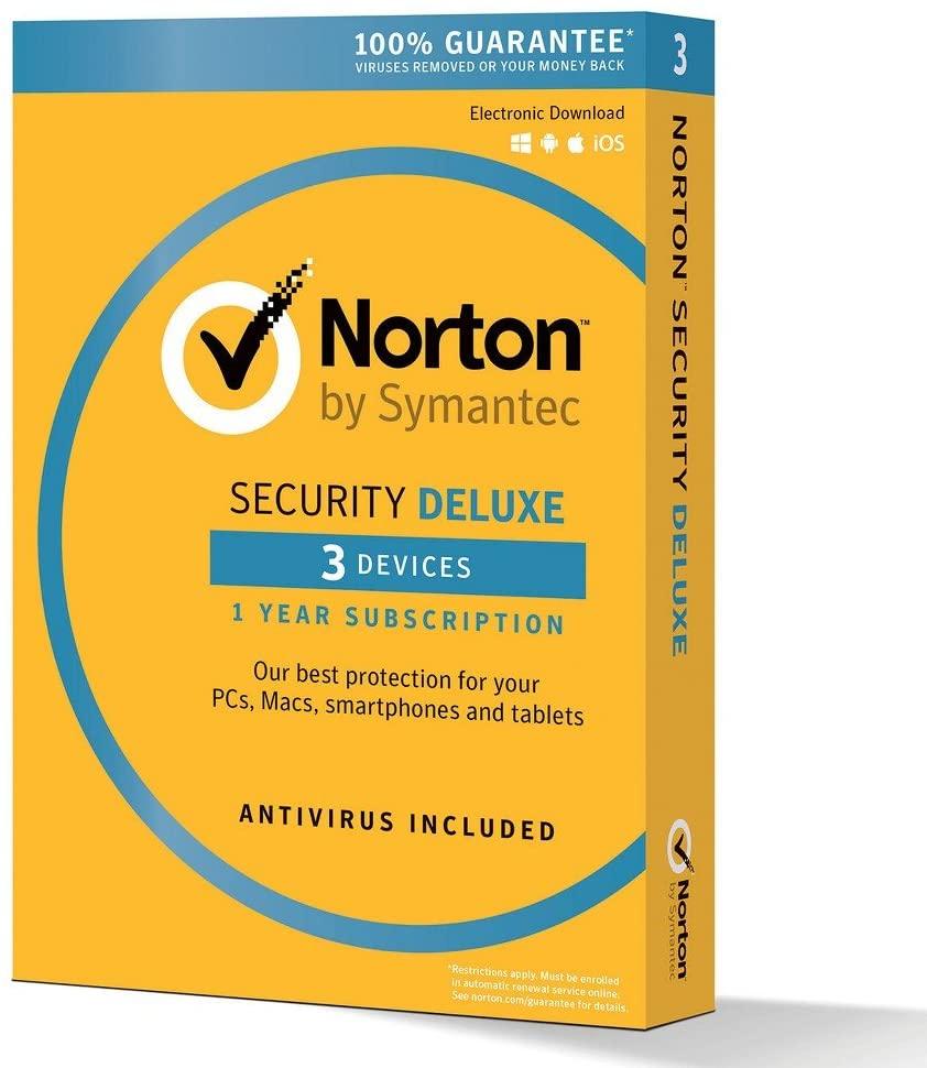 Norton Security Deluxe (Mac)
