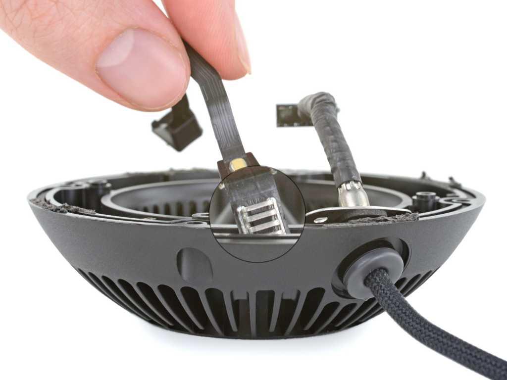 HomePod mini temperature sensor