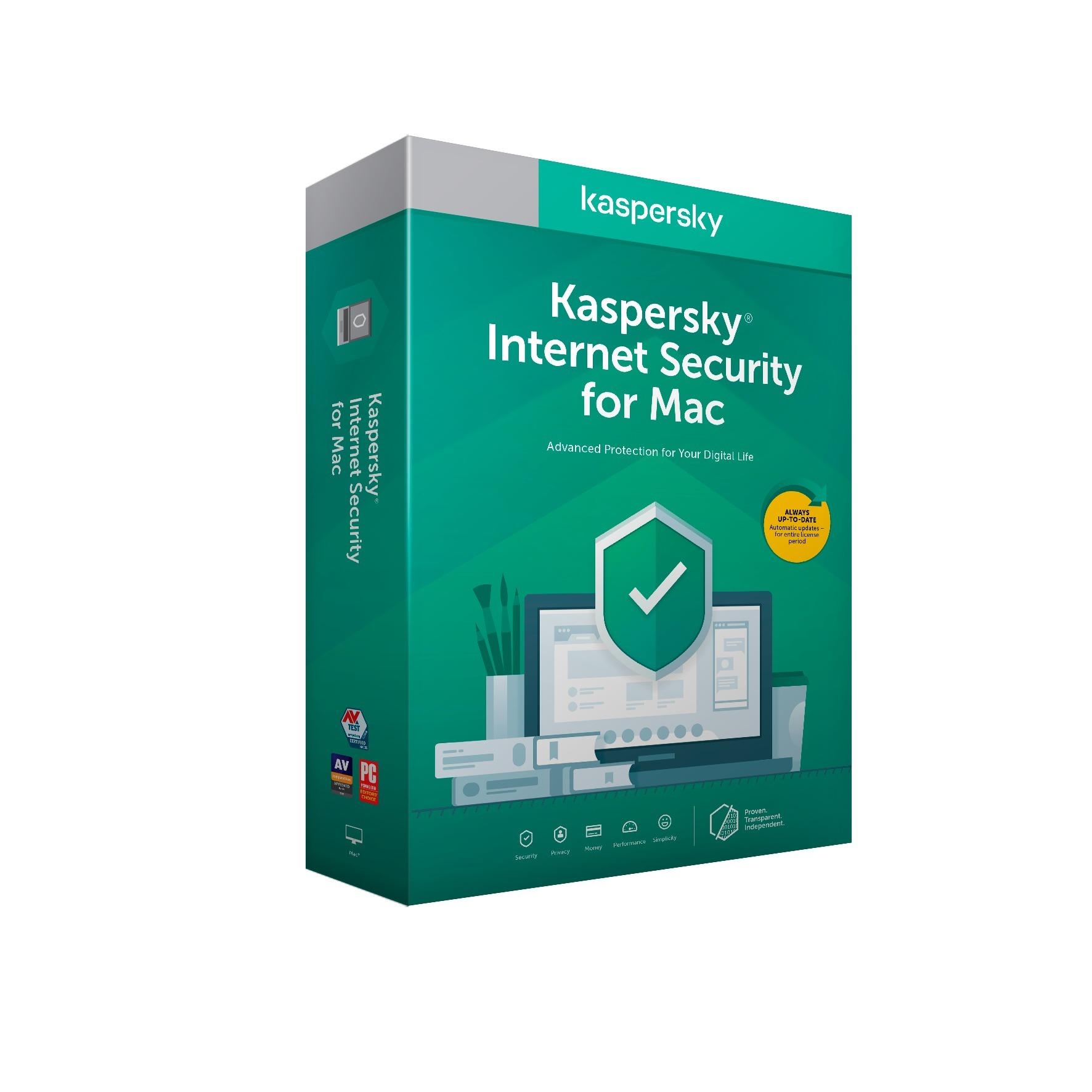 Kaspersky Internet Security for Mac 2020