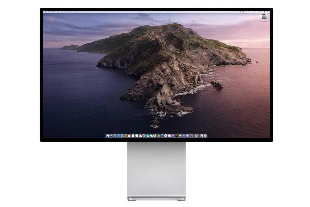 نمایش در macOS Catalina Pro