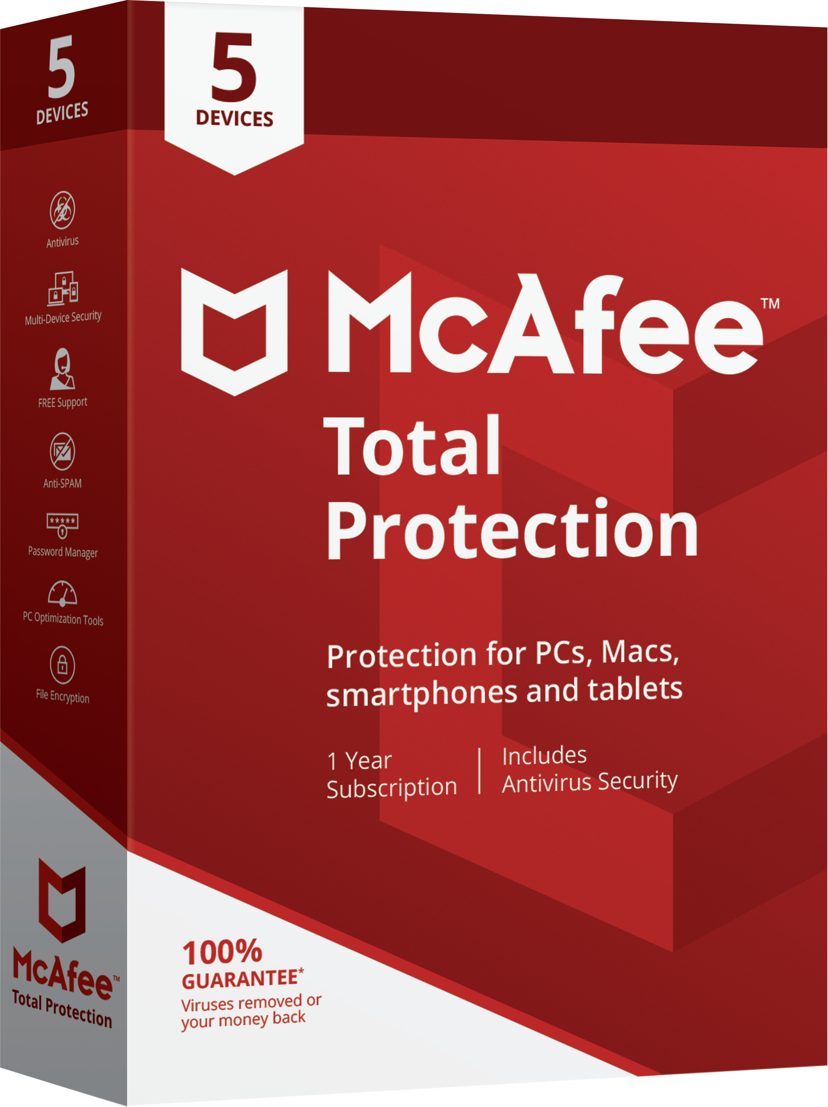 McAfee Total Protection for Mac