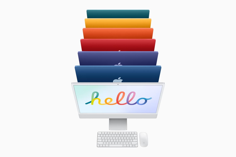 24-inch iMac (2021)