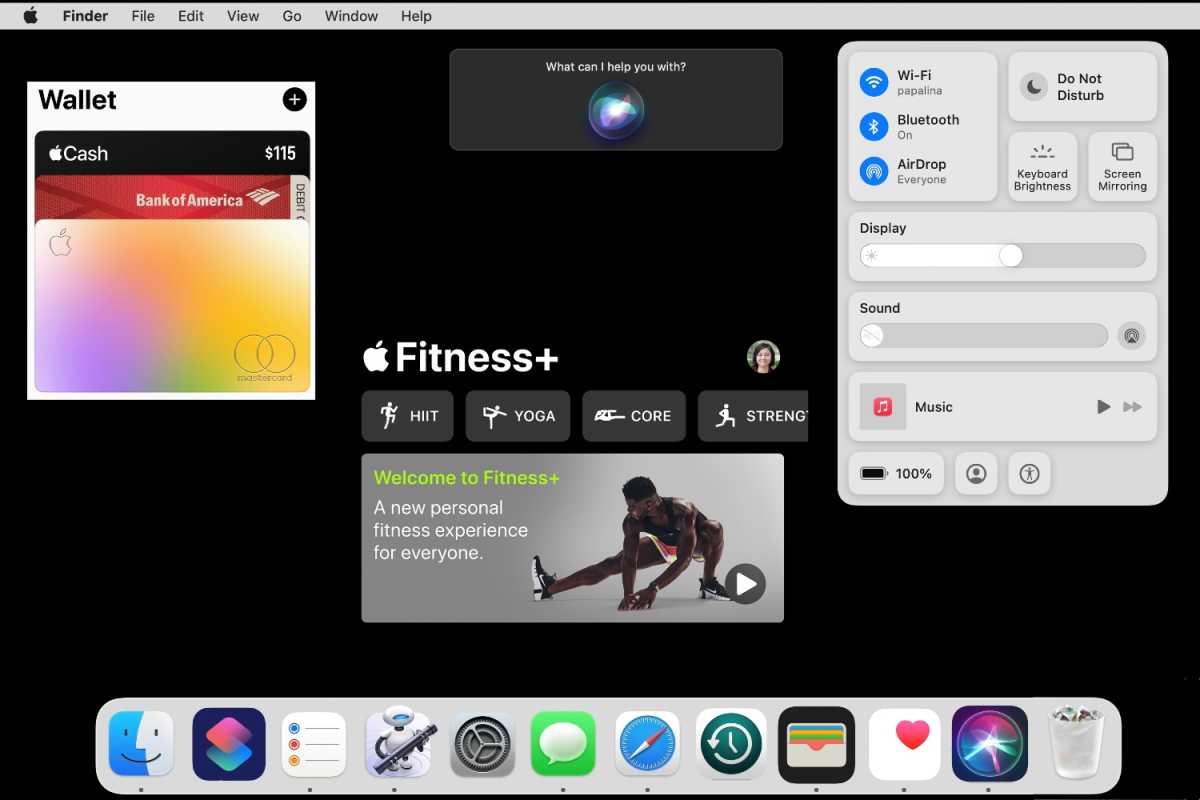 macOS 12 wishlist