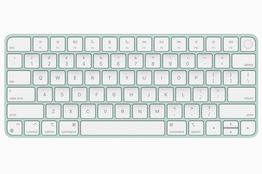 Magic Keyboard iMac Touch ID