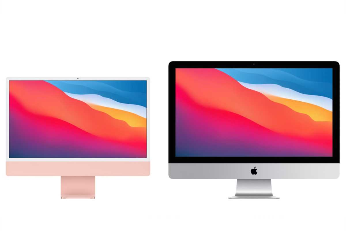 24-inch iMac 27-inch iMac