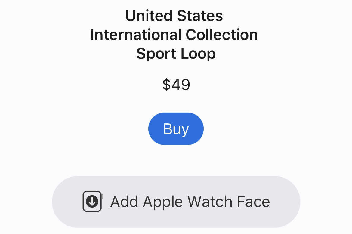 download apple watch face