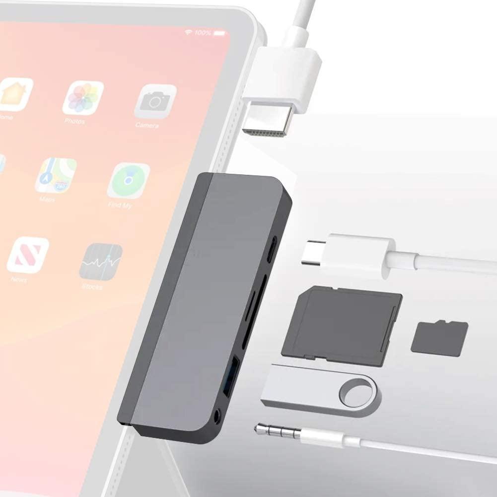 HyperDrive 6-in-1 USB-C Hub