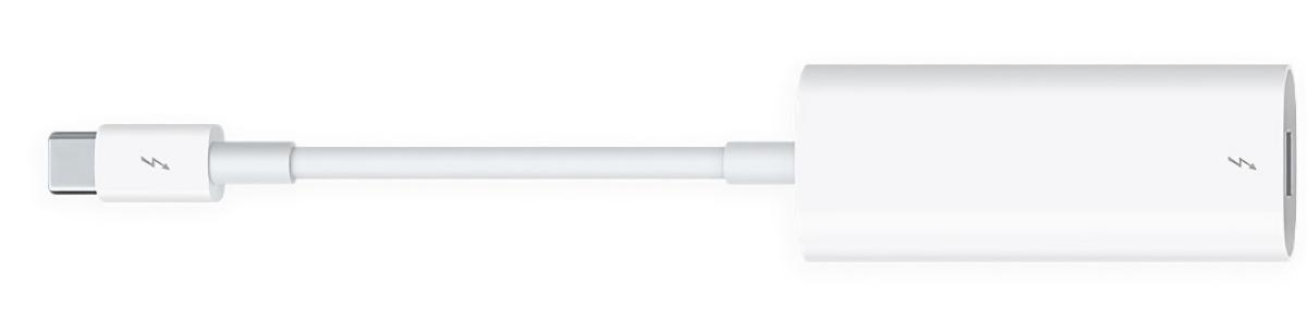 Thunderbolt 3 USB-C to Thunderbolt 2 Adapter