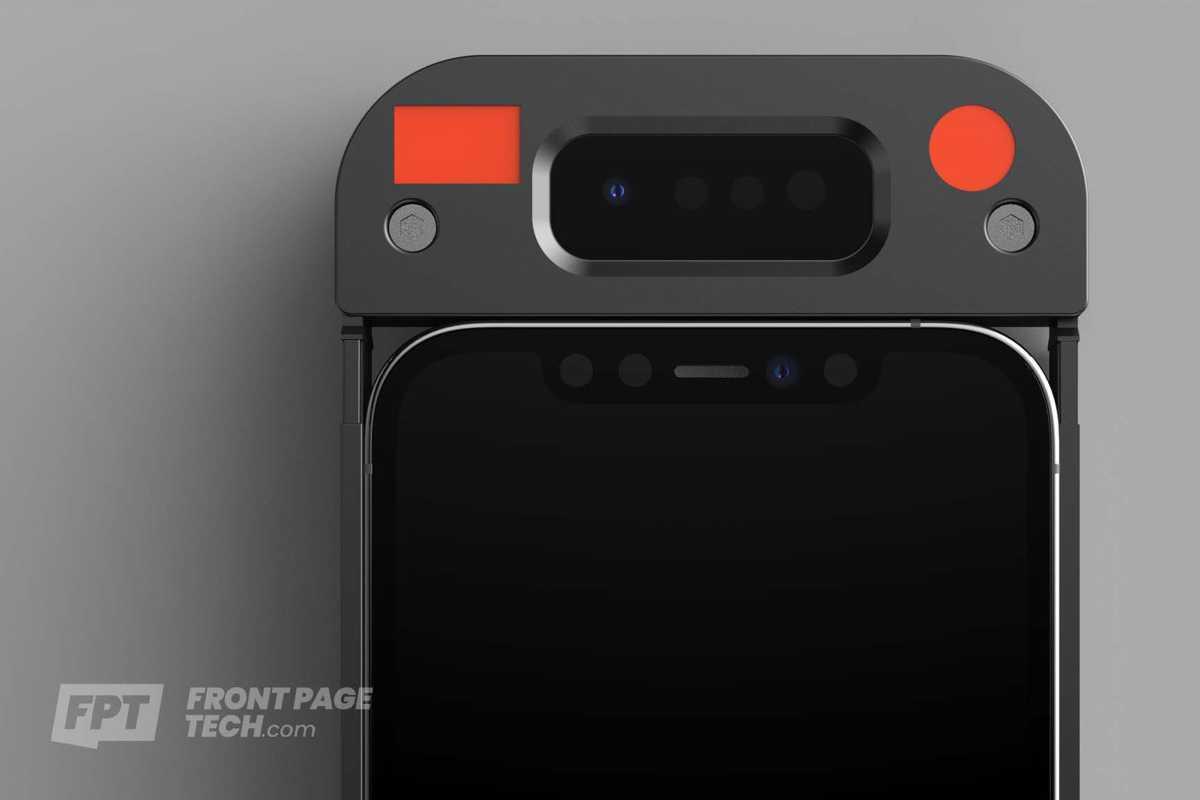 iPhone 12 Face ID prototype