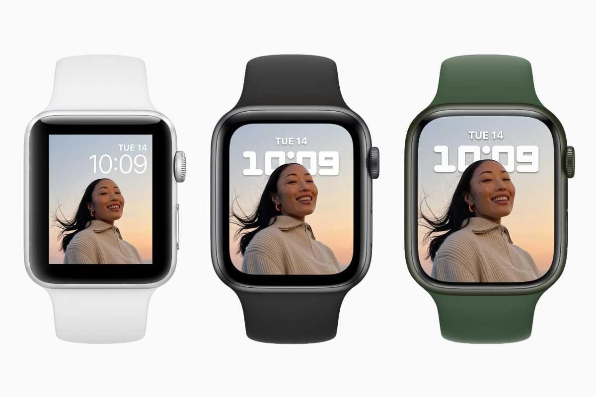 Apple Watch Series 3 Series 6 Series 7
