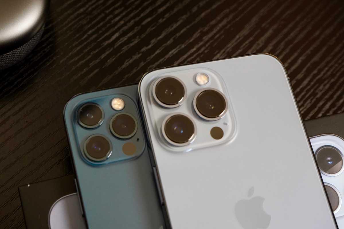 iPhone 13 Pro big cameras