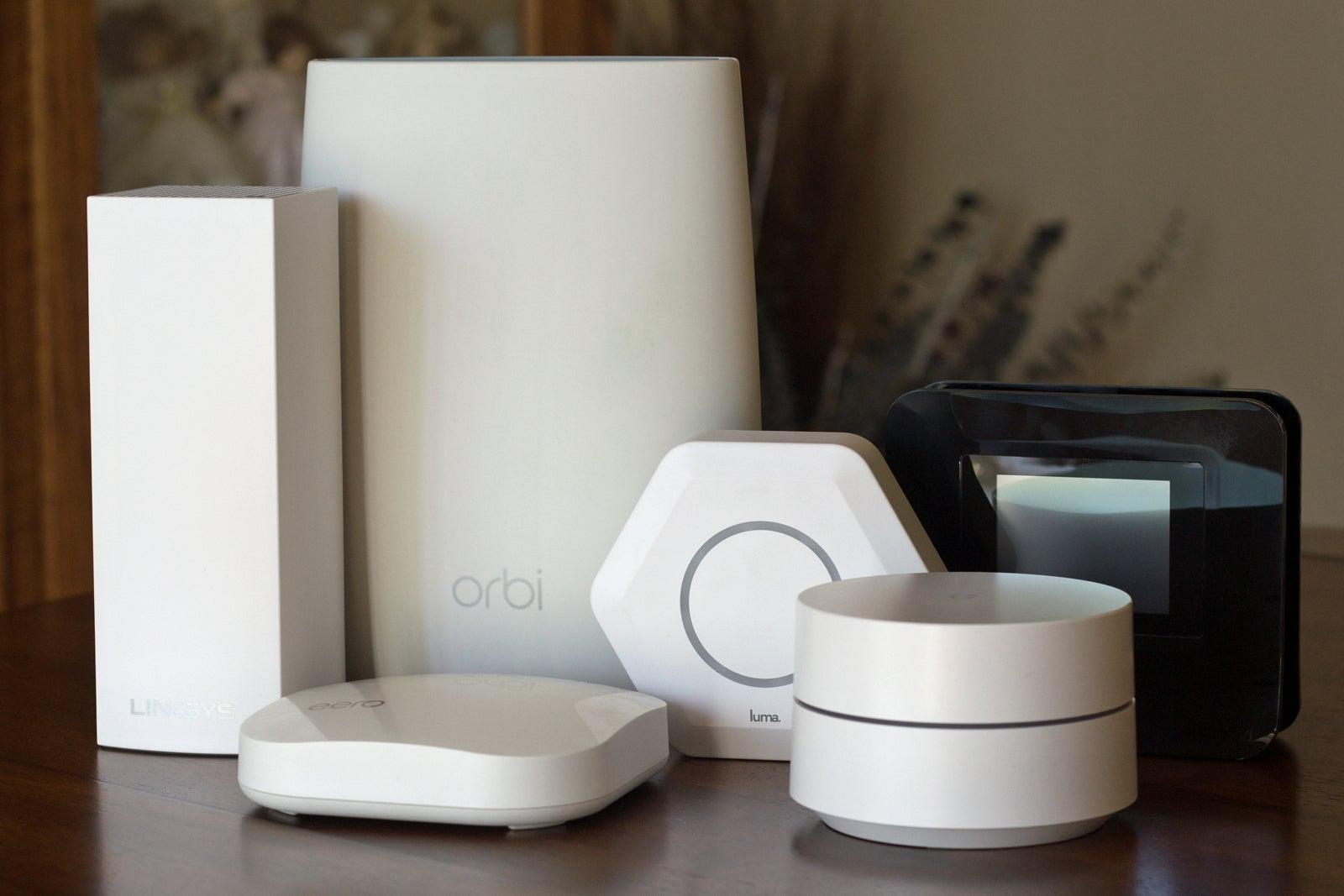 Netgear Orbi Home WiFi System (RBK50)