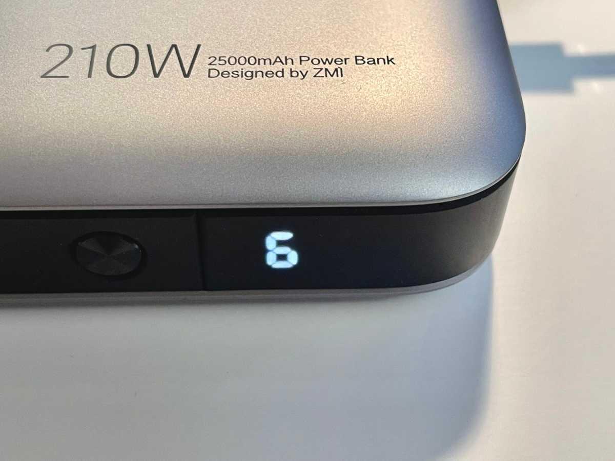 ZMI PowerPack No.  20 Đánh giá: Pin ngoài nhỏ gọn có thể sạc MacBook của bạn 65,