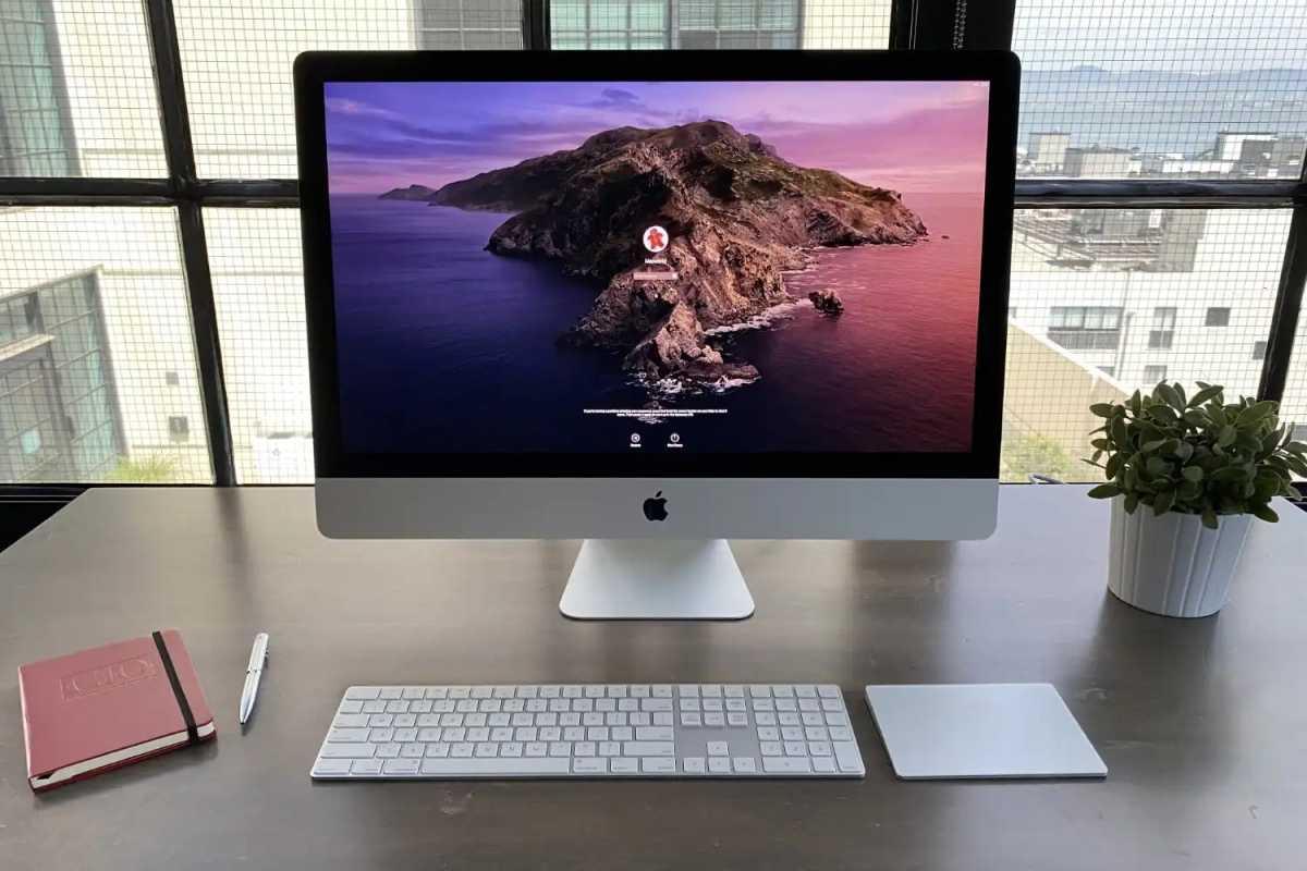 27-inch Intel iMac