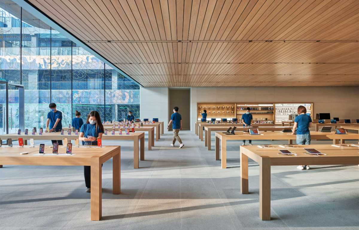 Apple Store Sanlitun Beijing