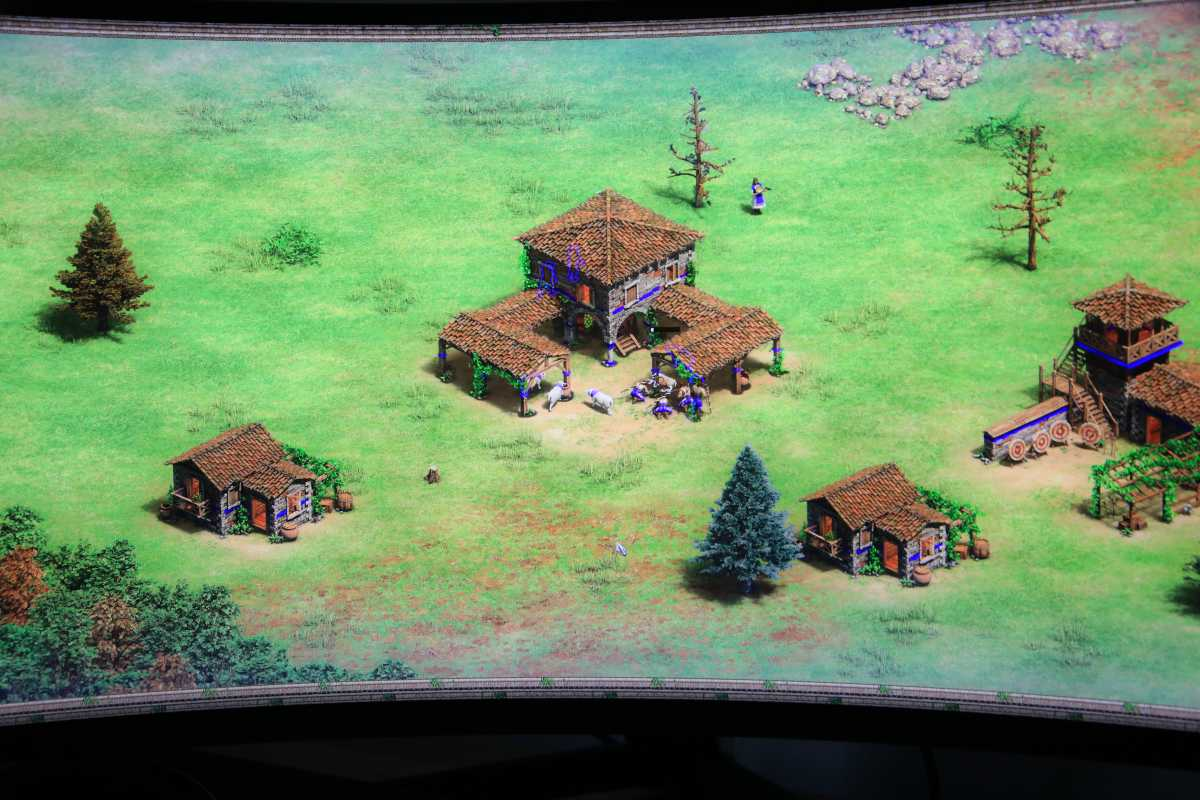Age of Empires II Auto HDR