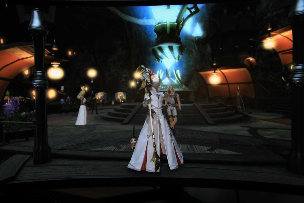 Final Fantasy XIV Auto HDR