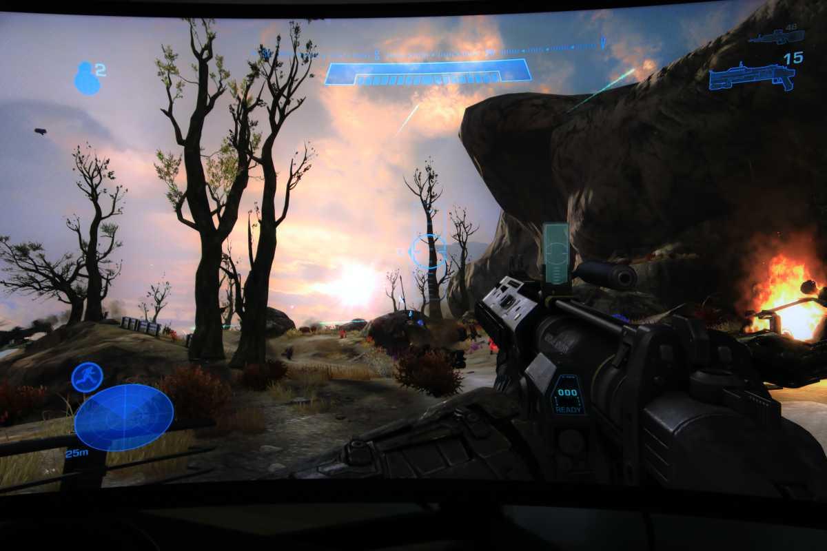 Halo Reach Auto HDR