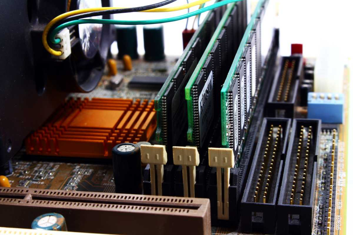 Value RAM in an older motherboard